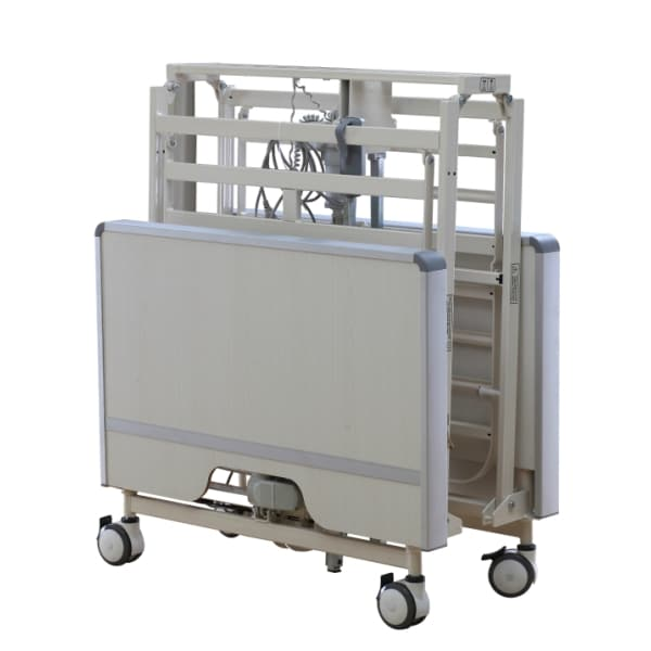 Folding Bed Automatic : Mystic self folding care bed with automatic