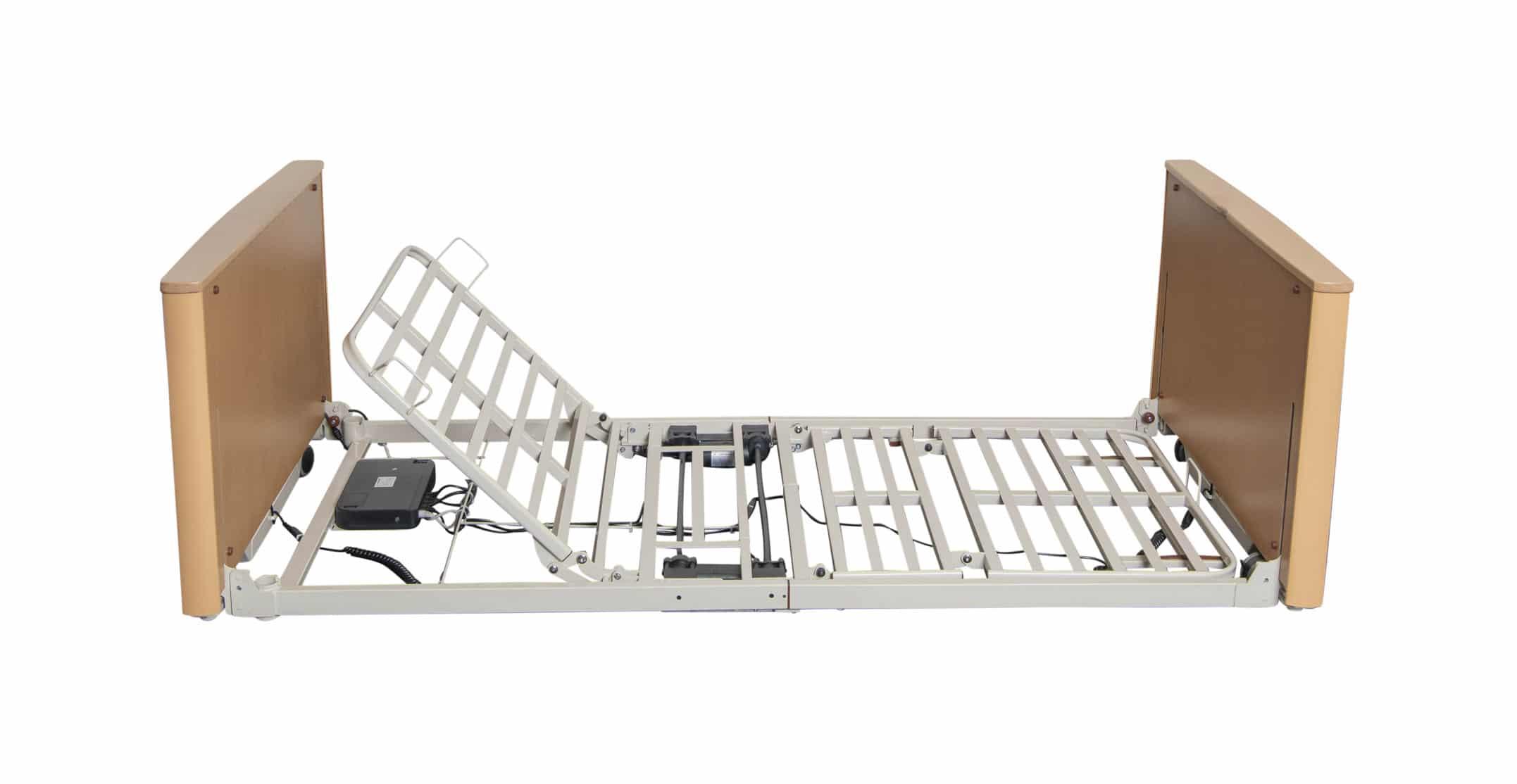 Floorline 7 5 King Single Bed Reducing Injury From Falls