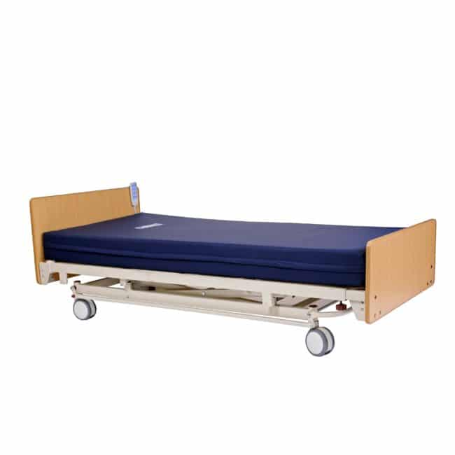 Universal Care Bed - bed for aged care facilities